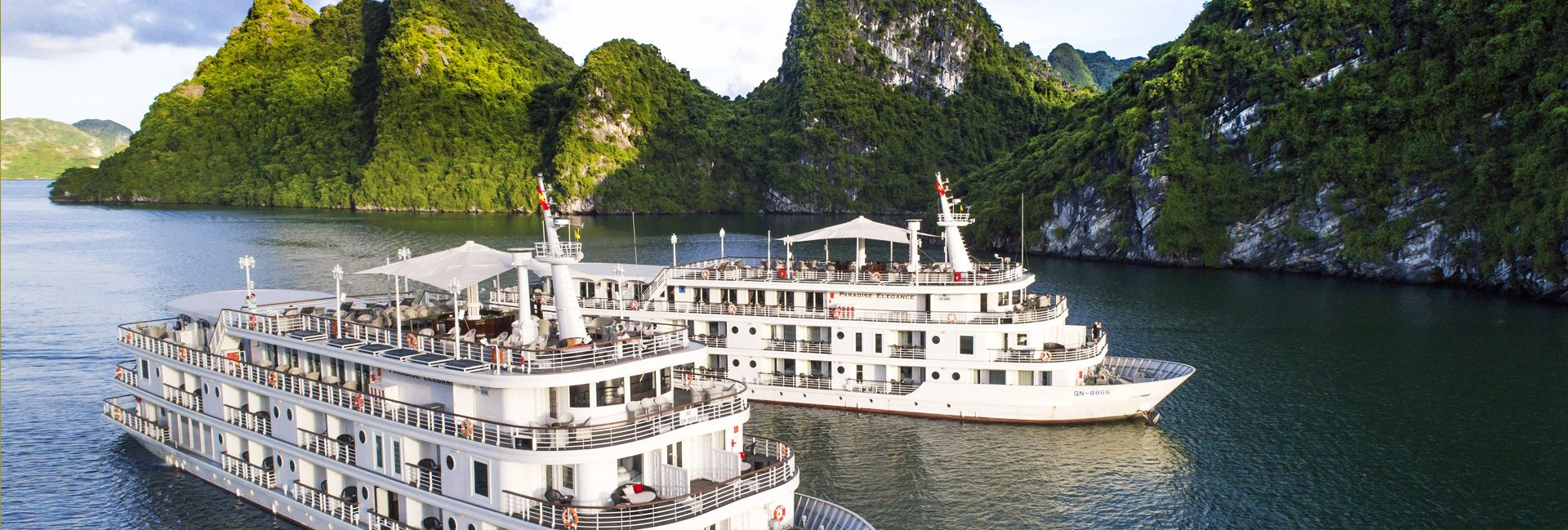 Safety on Paradise Cruise in Halong Bay