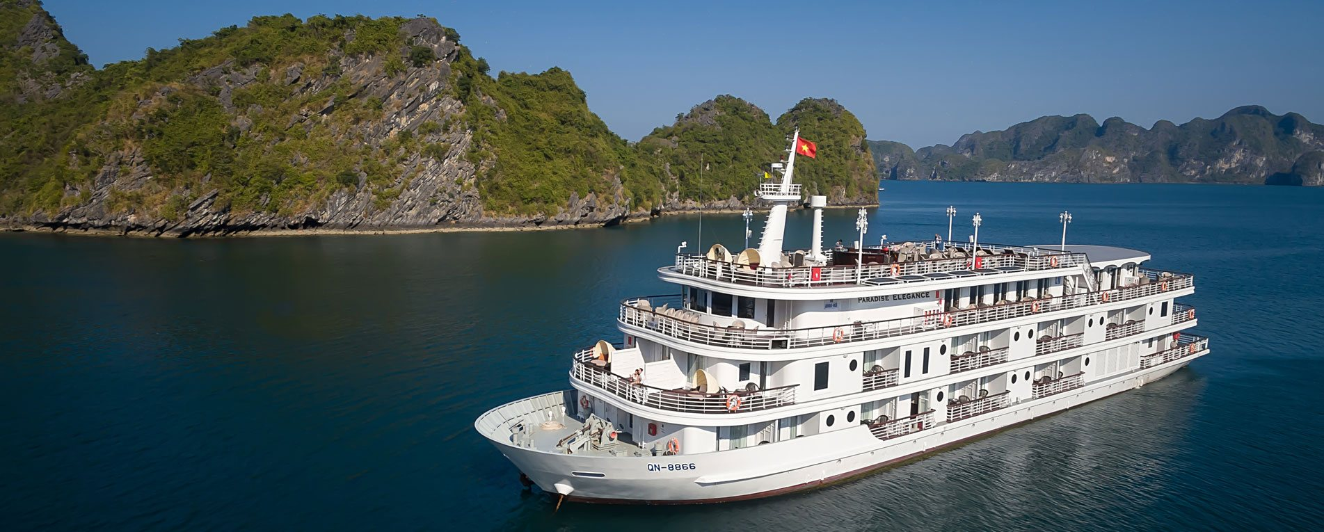 Halong Bay cruise