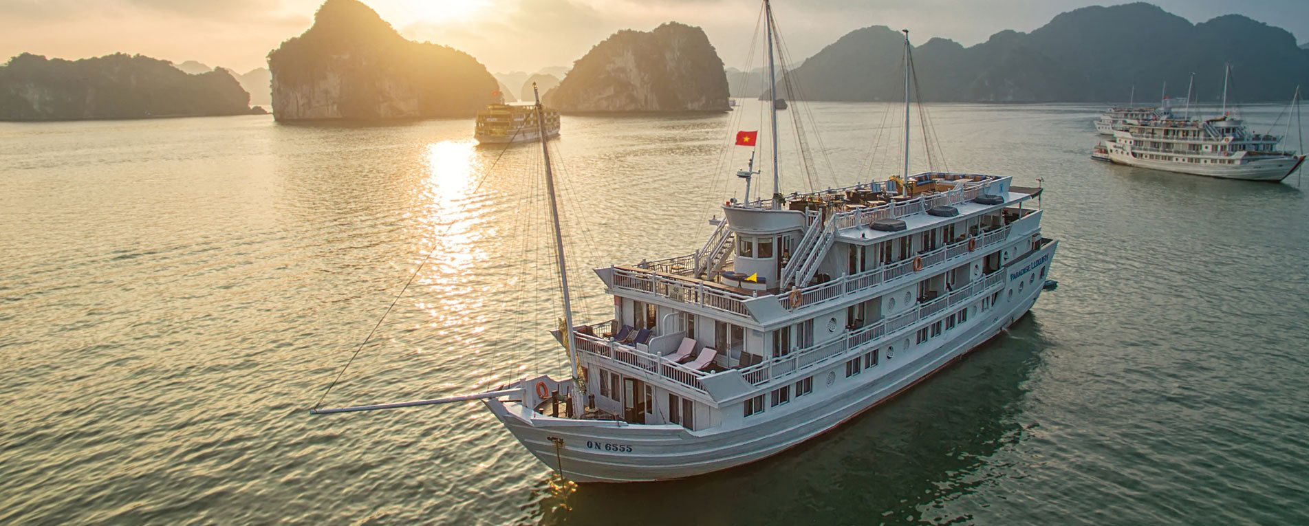 Halong overnight boat tour
