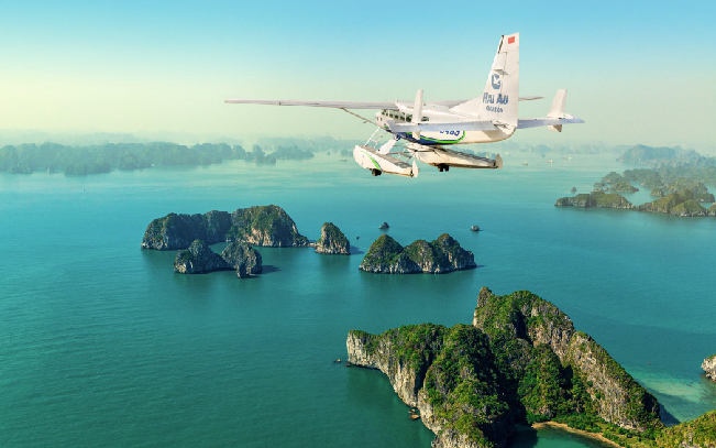 Best Halong Bay scenic tour