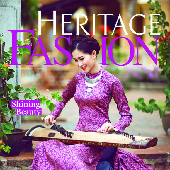 Paradise Cruises on Heritage Fashion