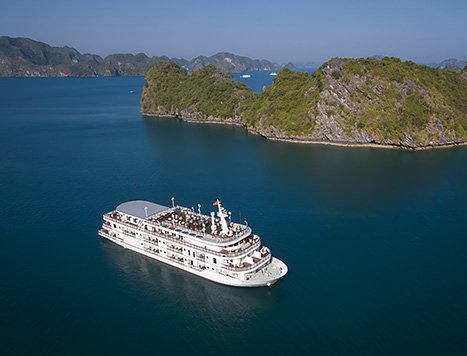 Halong Bay cruise package and tour
